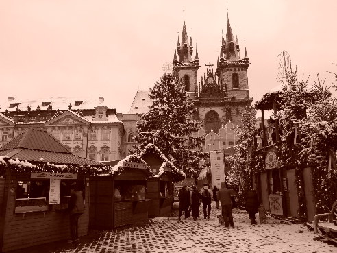 What to see in Prague at Christmas time