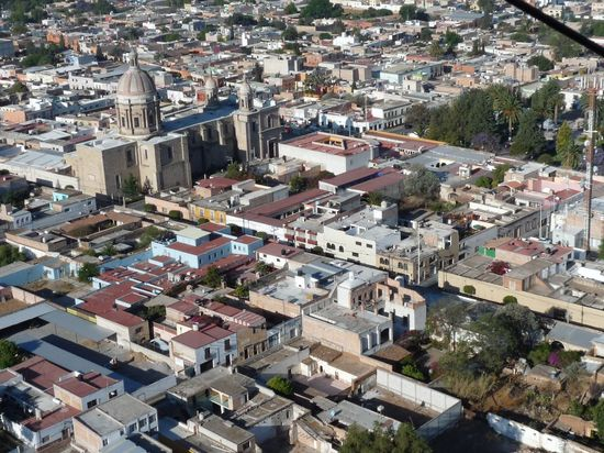 Madonnari in San José Iturbide and its people