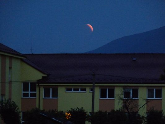 Photo of the week – Total eclipse of the Moon 15. June 2011