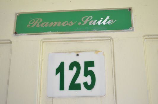 125 Ramos suite,  the President Hotel, Dagupan, Pangasinan, Luzon, Philippines;