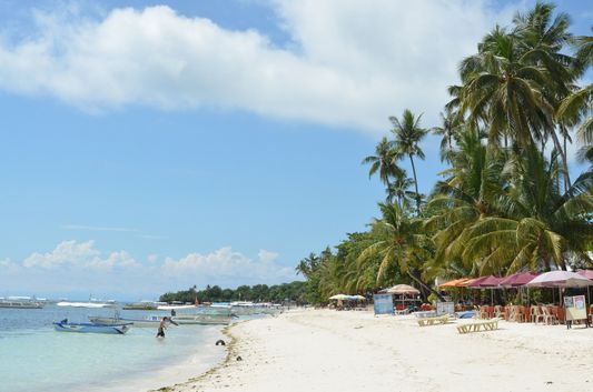 Bohol Beach Club in Bohol