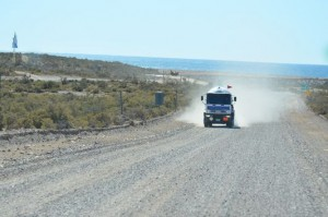 a ride through Chubut province in Argentine Patagonia
