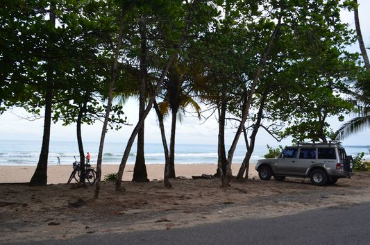 Where to stay in Puerto Viejo in Costa Rica – Totem Hotel Beach Resort