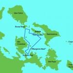 Bocas del Toro sailing