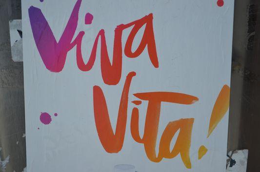Viva Vita advertisement