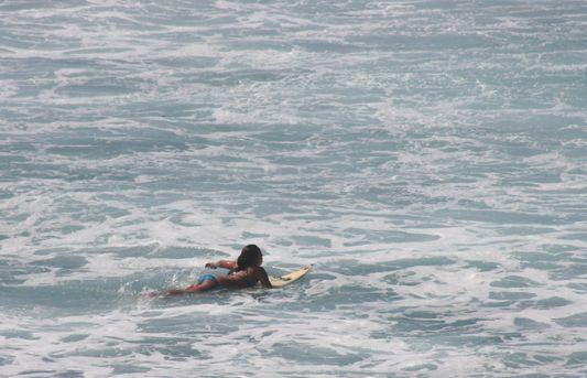 From beach bum to beach babe: Hawaii's best beach sports