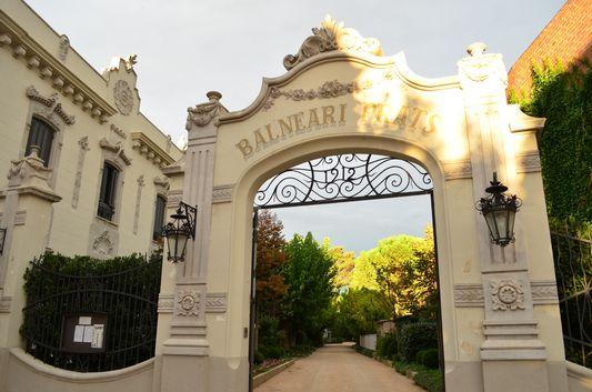 Where to stay in Caldes de Malavella – getting sexy fun at Hotel Balneari Prats