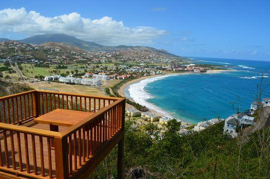 North Frigate Bay on St. Kitts