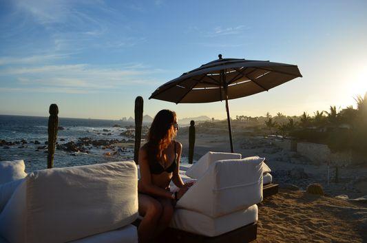 one of my many beach photos