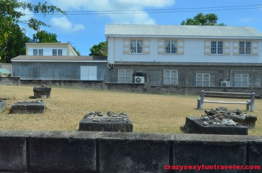 Jews Burial Ground Nevis