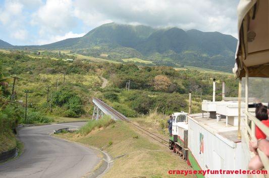 Refreshing St. Kitts Scenic Railway