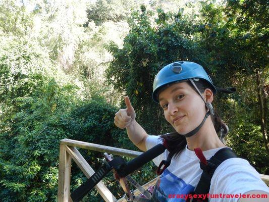 Adventure on St. Kitts and Nevis