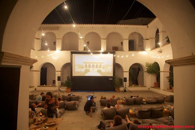 Lime in the Coconut – the first open air cinema on Ibiza