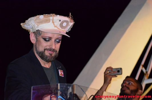 Boy George at Molo Street Parade Rimini 2013 (1)