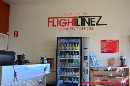 Flightlinez Bootleg canyon zipline Las Vegas (1)
