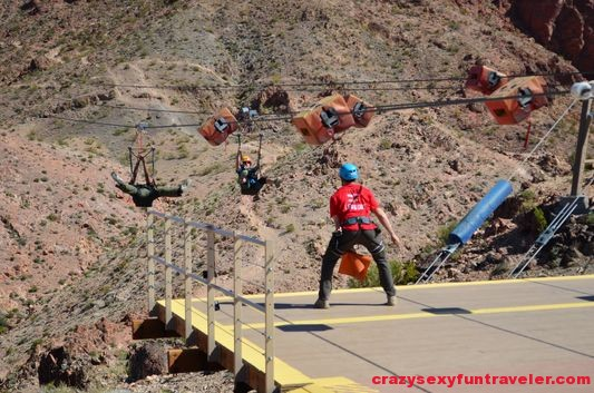 Flightlinez Bootleg canyon zipline Las Vegas (15)
