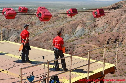 Flightlinez Bootleg canyon zipline Las Vegas (20)
