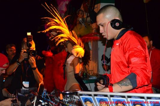 Taboo from Black Eyed Peas at Molo Street Parade Rimini 2013 (9)