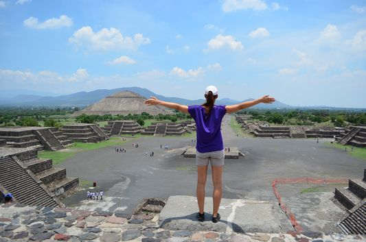 Teotihuacan place of Gods (28)