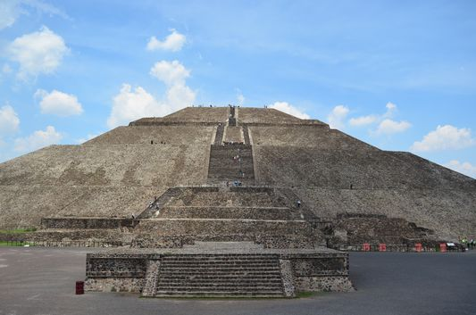 Teotihuacan place of Gods (41)