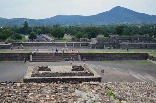 Teotihuacan place of Gods (43)