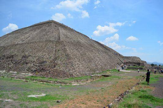 Teotihuacan place of Gods (53)