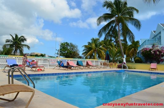 The only Caribbean St. Kitts hotel Timothy Beach Resort