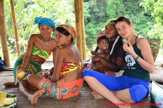 native Embera tribe Panama (41)