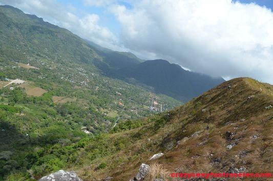 hiking Cariguana El Valle de Anton (18)