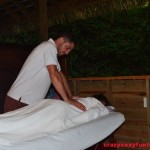 Susurro Spa Red Frog Beach massage