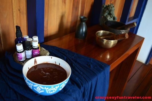 chocolate massage Blue Osa Spa (2)