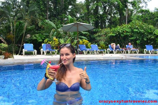 Cariblue hotel Puerto Viejo – where to stay on Cocles beach