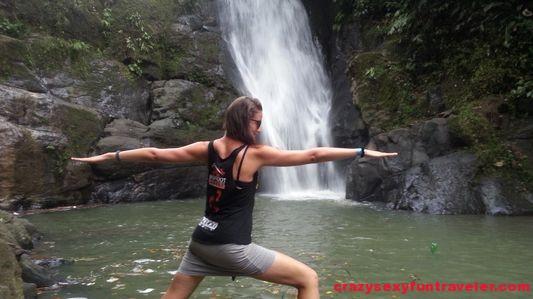 Catarata waterfall Bribri Puerto Viejo (10)