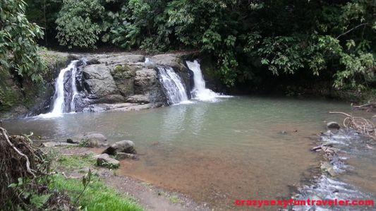 Catarata waterfall Bribri Puerto Viejo (2)