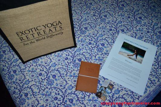 Exotic Yoga Retreats in Costa Rica – Blue Osa day 1