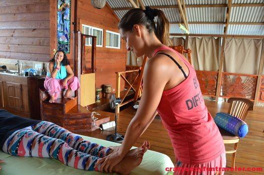 Reiki course level I with Iliana Cabanas Coloreando Auras (5)