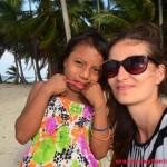 My first day on Island Hierba San Blas islands