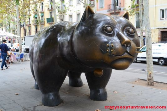 solo travel Barcelona (2)
