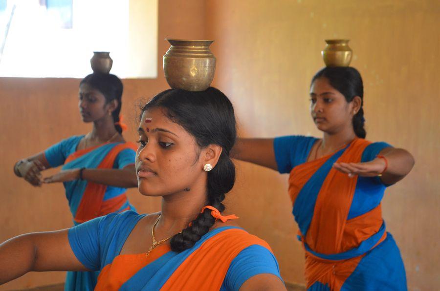 Kerala Kalamandalam dance school India (25)