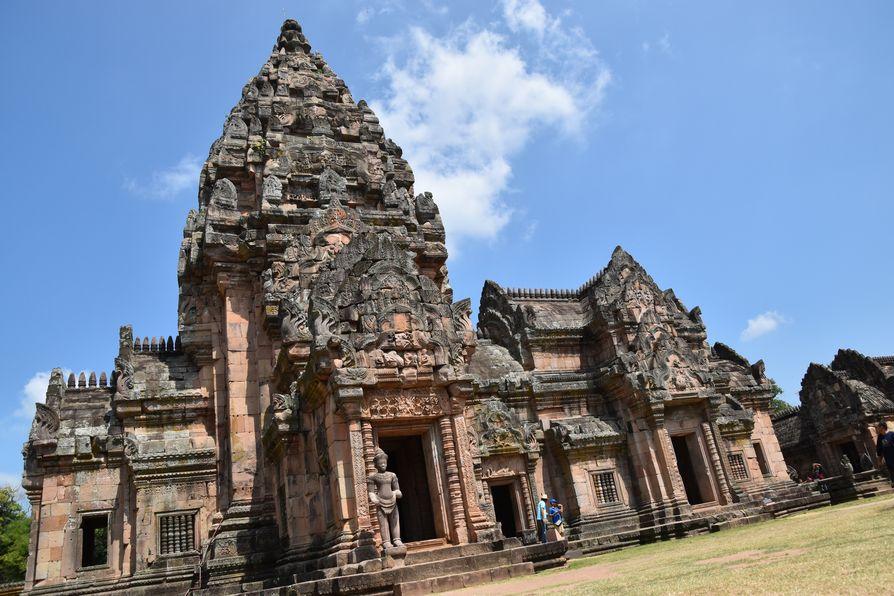Prasat Phanom Rung Khmer temple Buri Ram (48)