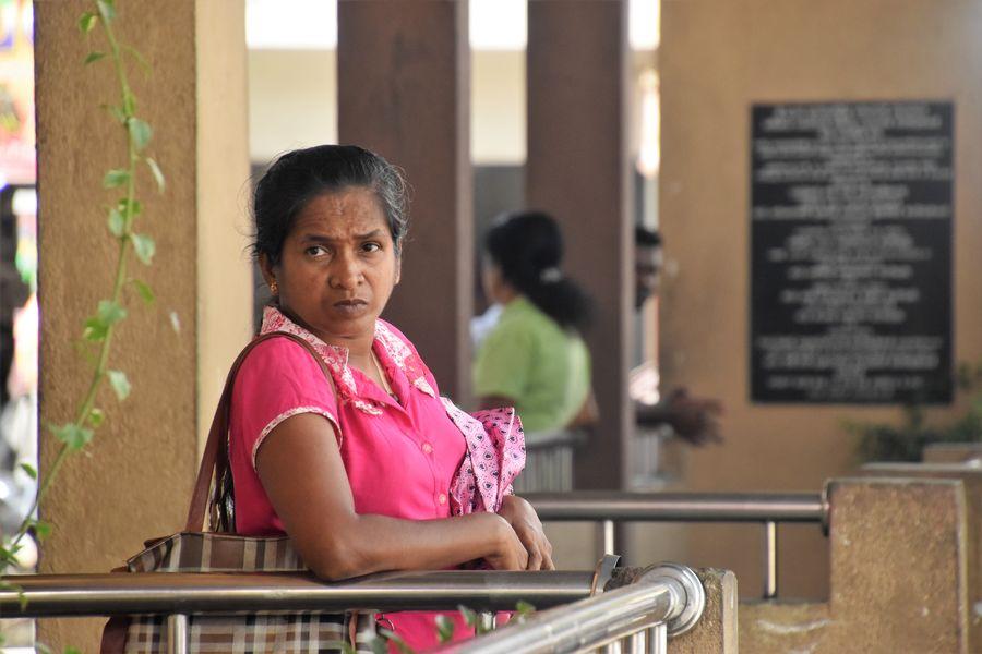miestna Sri Lancanka