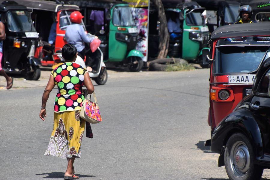 moda nie je dolezita na Sri Lanke