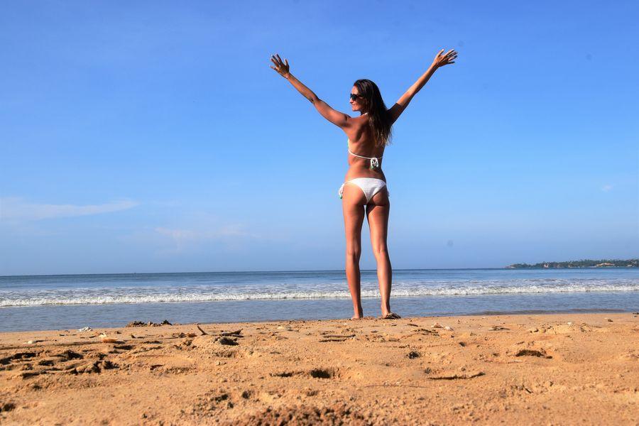 Weligama plaz