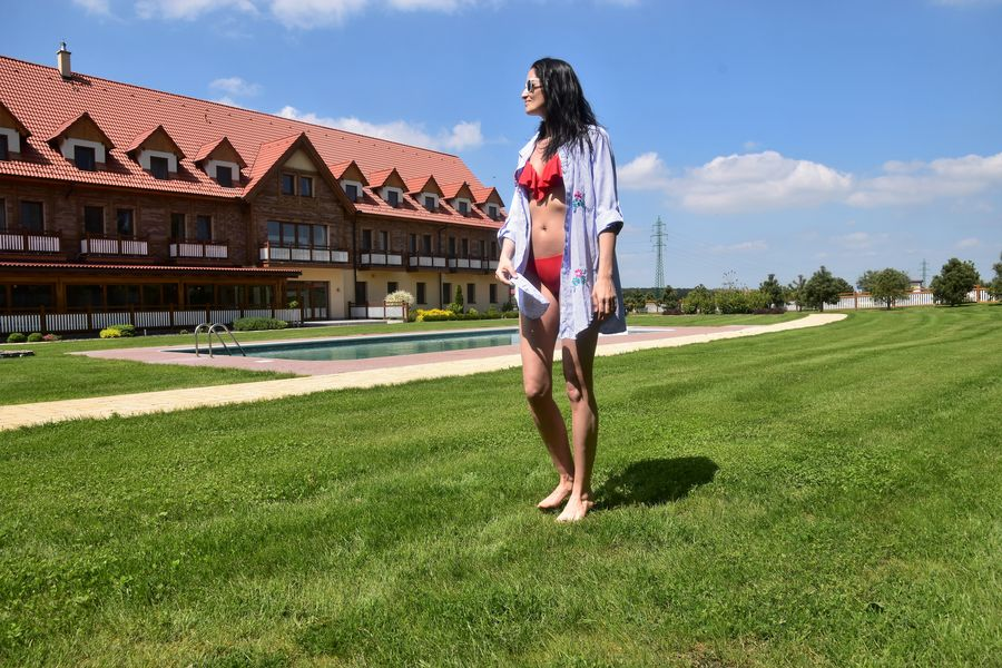 crazy sexy fun traveler v Malvazia hoteli