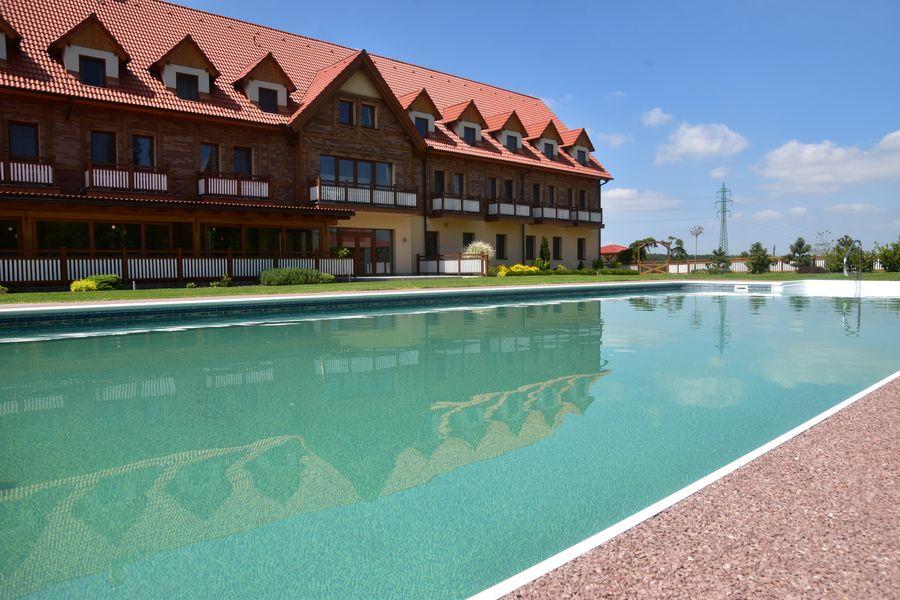 Malvazia hotel vonkajsi bazen