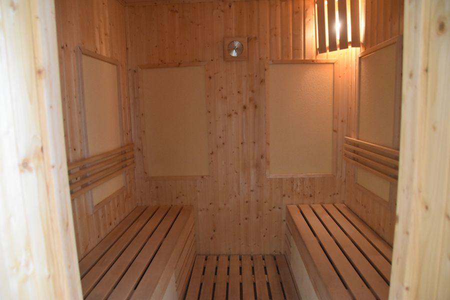 infra sauna Malvazia hotel wellness