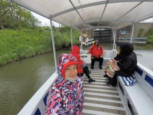 Batov kanal plavba