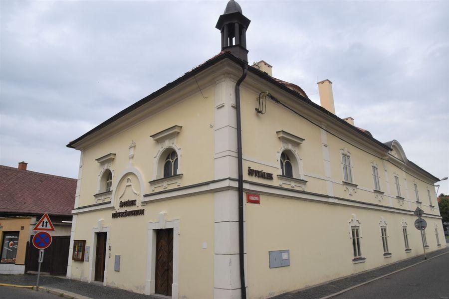 Frydlant Spitalek muzeum