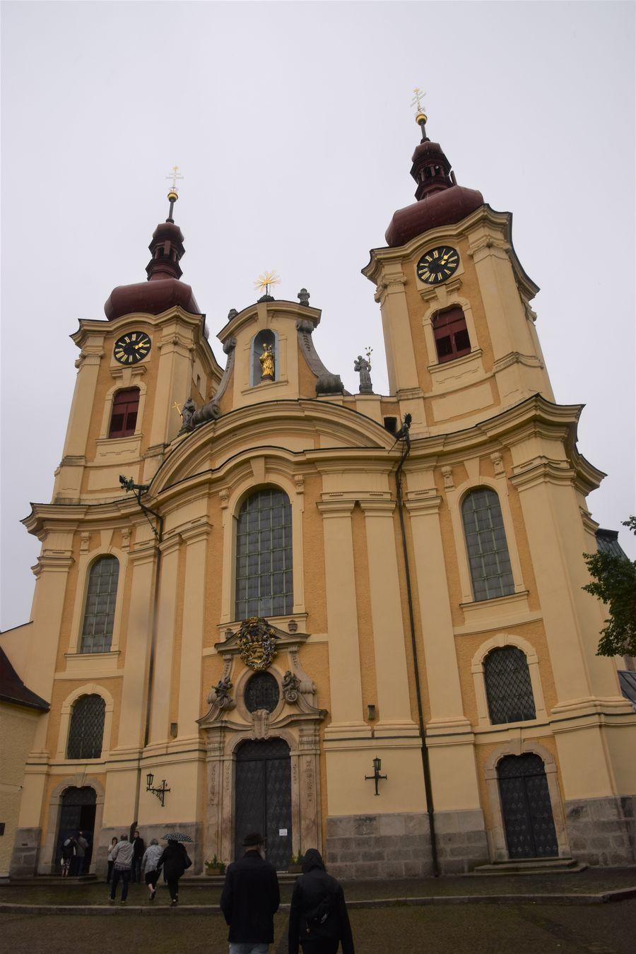 Hejnice Kostol Navstivenia Panny Marie
