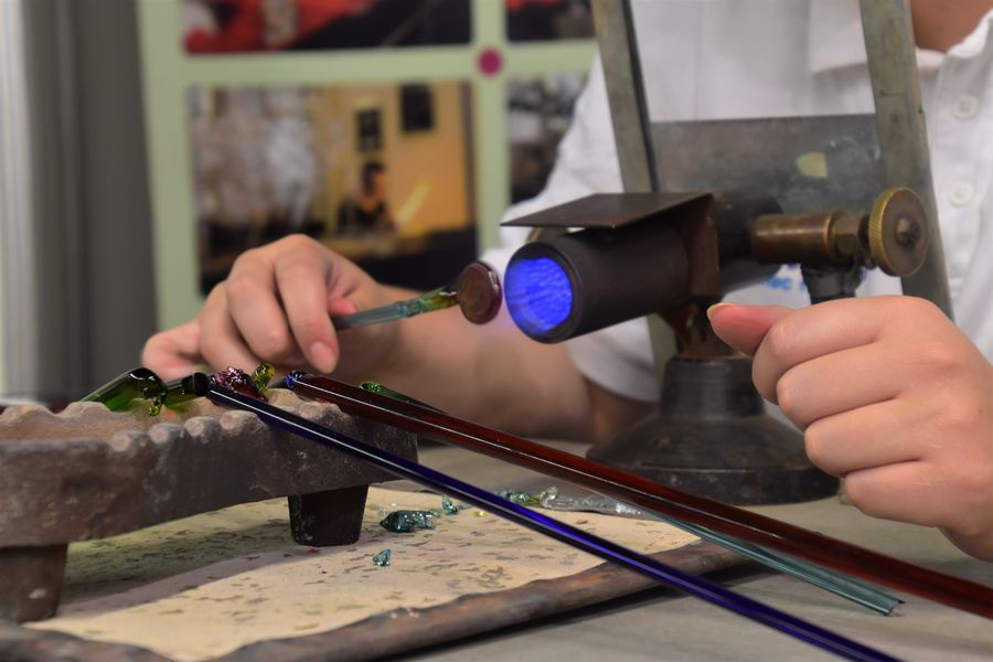 Kreka krasa vyroba sklenenych produktov